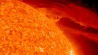 La Terre a échappé à une tempête solaire majeure